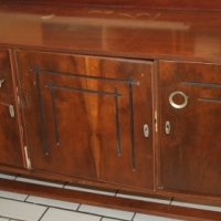 Brown sideboard S024344b