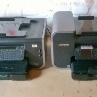 2 All in one problem printers. R200 for both.