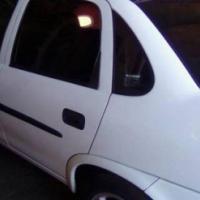 2002 Opel corsa 1.6i