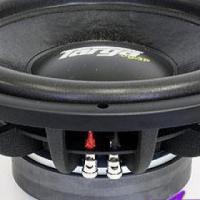 """Targa 12"""" 6000 watt DVC Subwoofer"""