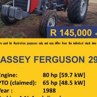 Massey Ferguson 290 Used Tractor