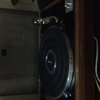 Pioneer turn table record player