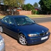 2002 E46 330 D