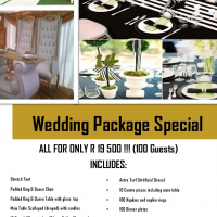 Traditional or White Wedding Special