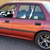 Honda ballade swop for jetta or mersedez benz