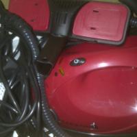 High pressure steamer & Iron