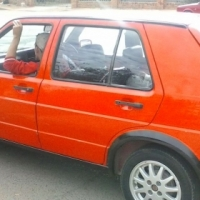 VW Golf in good condition