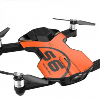 WINGSLAND S6 DRONE (ORANGE) - Never to be repeated at this price again!!