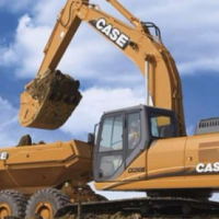 Excavators Case CX290B