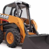 Skidsteer Loader Case SR 175