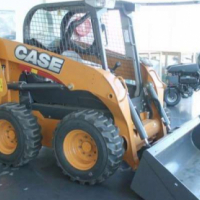 Skidsteer Loader Case SR 200