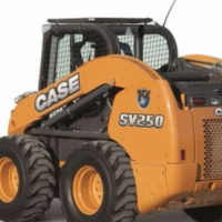 Skidsteer Loader Case SV 250