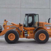 Loaders Case Front End Loader 821 F