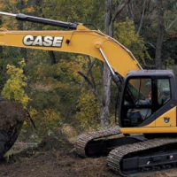 Excavators Case CX240B