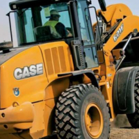 Loaders Case Front End Loader 621 F