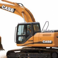 Excavators Case CX210B