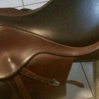 Bates 17,5 inch GP saddle (44cm , general purpose).