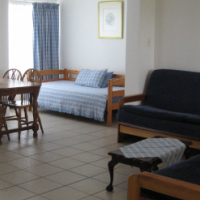 St Michaels-on-Sea 1 bedroom self-catering spacious holiday flat sleeps 4 guests