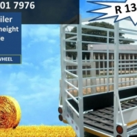2.4 cattle trailer for sale