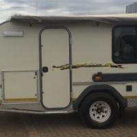 Jurgens Explorer 2007 , 4x4 Caravan