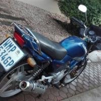 Yamaha 125cc YBR
