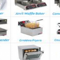 Anvil Commercial Kitchen Equipment