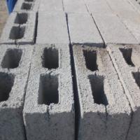 Big cement brick blocks