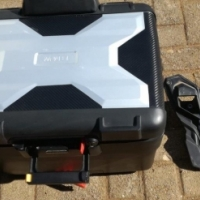 Top Box for BMW R1200GS LC