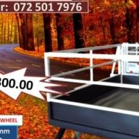 2.4m multipurpose trailer