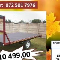 3m flatdeck trailer for sale sabs approved