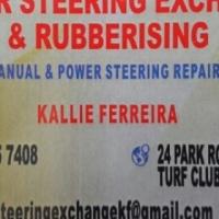 Power Steering Exchange