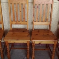Oregon Pine ads in Used Dining Room Furniture For Sale in South