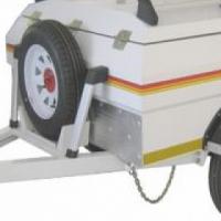 Venter Glider, Venter trailers, Glider trailer, Leisure trailer, Luggage trailer