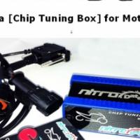 Nitro Data Chip Tuning Box for Motorbikers