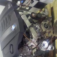 BMW 320D E90 Engine