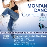 Montana Traders Family Market  Dance Competition