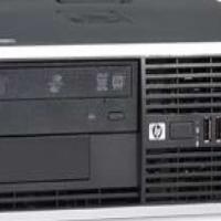 :: HP COMPAQ  ELITE 8000 C2D SFF DESKTOP ::