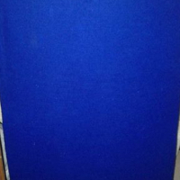 Blue pin board -