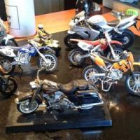 Bike collection (9 bikes)