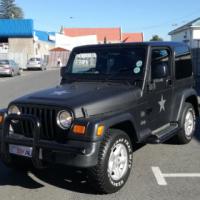 Immaculate 2006 Jeep Wrangler Sahara 4.0L
