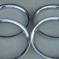 Chrome Trim Rings