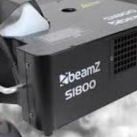 BEAMZ S1800 SMOKE MACHINE FOG EFFECT