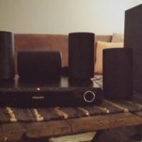 Philips 5.1 Surround Sound