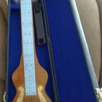 Sliding Lap Guitar