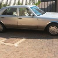 1987 Mercedes Benz 300 SE