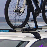 Holdfast Trident Premium 1 Bike Roof Carrier