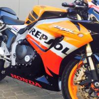 07 HONDA CBR 1000 RR REPSOL