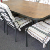 Outdoor Dining Room Set