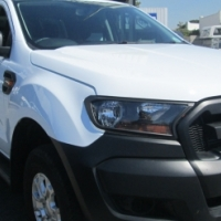 Ford Ranger D/C Bakkie with canopy