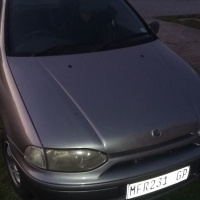 TWO FIAT PALIO CARS
